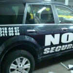 colantare auto nor security