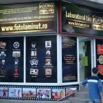 colantare si inscriptionare magazin fotolaminut.ro