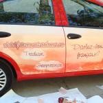 colantare auto traduceri