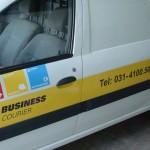 colantare auto bussines courier 3