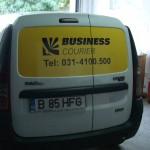 colantare auto bussines courier 4